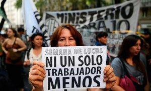 El Gran Buenos Aires, Córdoba, La Pampa y Chubut tienen la desocupación más alta