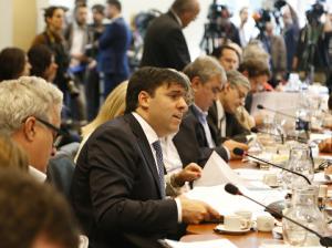 """«Se va a sentir muy fuerte en los próximos meses"""", dijo Bossio sobre el efecto de la devaluación en la econonía"""