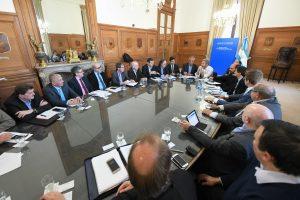 Intensa negociación entre las Provincias y Nación para acordar el Presupuesto 2019