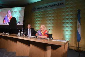 Carrió celebró la salidad de Lorenzetti de la presidencia de la Corte