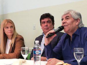 Moyano volvió a cargar contra Macri: «Tiene ganas de rajarse»