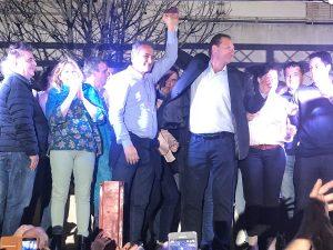 En medio de la crisis, Dellarossa le dio una victoria al Gobierno macrista