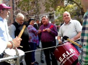 """Tras sumarse al paro, trabajadores radicales le piden al Gobierno de Macri un """"cambio de rumbo"""" en lo económico"""