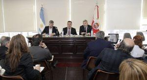 """Negri pidió """"responsabilidad"""" a propios y ajenos (oposición) en la discusión del Presupuesto"""