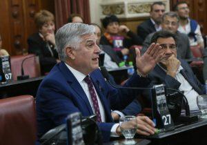 Unicameral: Gutiérrez con fuerte mensaje de unidad del peronismo en el homenaje a De la Sota