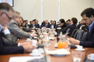 """Frigerio: """"El nuevo acuerdo con el FMI no modifica las variables el Presupuesto"""""""