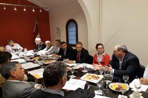 Los representantantes de la Región Centro evalúan acciones para promover exportaciones