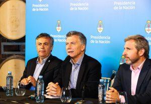 Macri con mensaje optimista: «El Presupuesto y el nuevo acuerdo con el FMI nos van a dar tranquilidad»