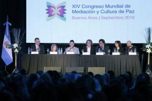 Ya está en marcha el Congreso Mundial de Mediación