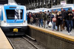 Agosto, nuevo mes récord en cantidad de pasajeros transportados
