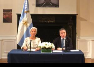 Con el nuevo acuerdo, el Gobierno recibirá del FMI 7.100 millones de dólares adicionales