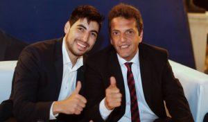 """Al apuntar contra Urtubey, Moyano afirmó que lo ve """"más como candidato a vice"""" de Macri"""
