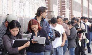 La desocupación trepó al 9,6% y hay 150 mil desempleados más que hace un año