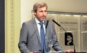 """Para Frigerio, es clave """"manejar"""" el país en """"un contexto adverso"""" para lograr apoyo electoral"""