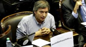"""""""Es obvio que el dinero de López no es de Cristina"""", aseguró Máximo Kirchner"""