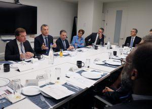 """""""Estamos avanzando bien"""", afirmó Macri sobre el nuevo acuerdo con el FMI"""