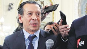 Para Sica, las señales del Gobierno sirvieron para «calmar al mercado»