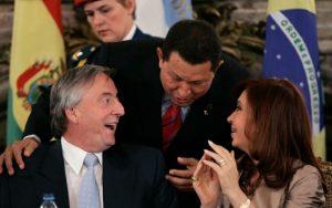 Uberti reveló cómo Kirchner y Chávez se robaron USD 50 millones
