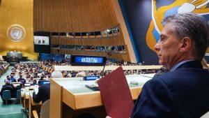 En suelo norteamericano, Macri desplega su agenda en la ONU y se reune con Trump