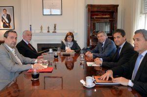 Nación y Provincia crearán Unidad de Inteligencia Criminal para combatir el narcotráfico