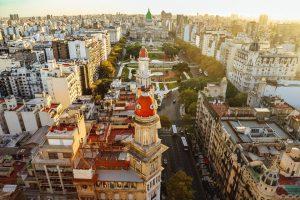 Creció el turismo internacional en Buenos Aires