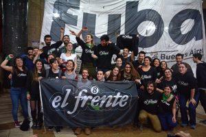 La Izquierda desplazó a la alianza Franja Morada y PJ del Centro de Estudiante de Medicina