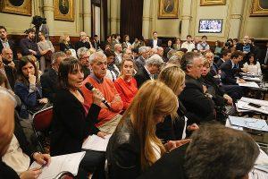 Por la entrega del Fondo Sojero, Del Plá apuntó contra los gobernadores y la pseudo oposición