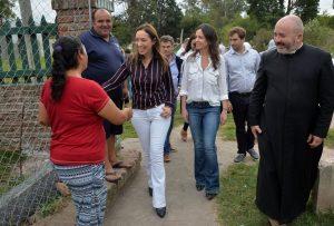 Para intensificar la asistencia social en el conurbano, el Gobierno recurre a la Iglesia