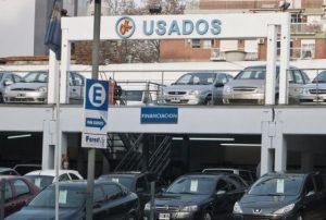 La venta de autos usados se derrumbó 11,8%