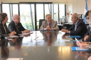 Habrá financiamiento francés para la construcción del acueducto Santa Fe – Córdoba