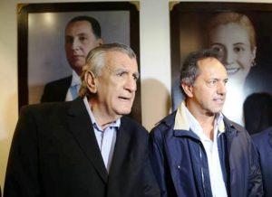 Con la presencia de Gioja y Scioli, se pone en marcha la Mesa Empresaria (pyme) del PJ