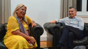 Frigerio le advirtió a Carrió que Macri es garante de sus luchas