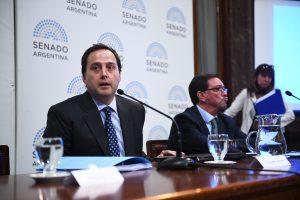 El Senado puso en marcha el debate por el financiamiento de las campañas electorales