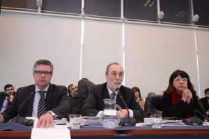 Para el macrista Tonelli, resulta «una vergüenza» el fallo que absolvió a Menem»