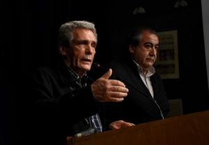 """La CGT advierte de un nuevo paro de 36 horas , """"si el Gobierno no cambia el rumbo"""""""