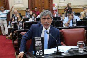 Este año, EPEC incrementó 10 veces sus tarifas y se viene la «onceava», adelantó Quinteros