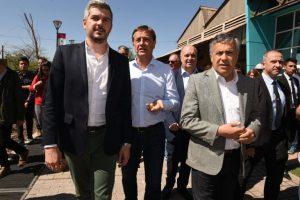 Con Macri preparado para competir, Peña dijo que Cambiemos es «la mejor alternativa»
