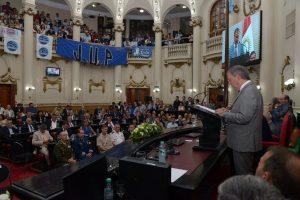 La Izquierda sale a oponerse al nuevo endeudamiento de USD 500 millones del Gobierno de Schiaretti