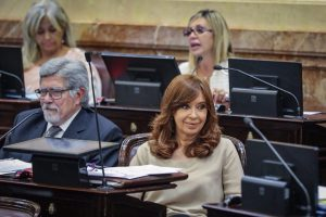 El fiscal Moldes insiste en que Cristina Kirchner podría ir presa