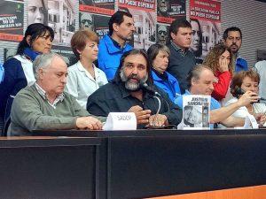 Segundo día de la huelga docente en la provincia gobernada por Vidal