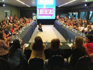 """Con """"Lideresas"""" se busca avanzar en los derechos políticos de las mujeres"""