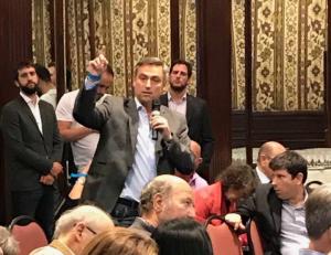 En cónclave nacional de la UCR, Mestre ratificó la autonomía de los distritos para la elección de candidatos 2019