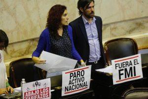 Audiencia pública en la Unicameral contra las imputaciones a estudiantes que protagonizaron la toma del Pabellón Argentina