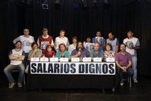 Nuevo paro docente de 48 horas y movilización junto a estatales bonaerenses