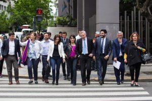 Tras romper con el massismo, Solá presentó el interbloque «Red por Argentina»