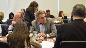 Dura crítica de Rossi contra Cambiemos: «convirtieron al Congreso en una escribanía del FMI»
