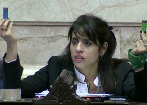 """Donda apuntó contra Carrió por negar la """"represión"""" y afirmar que hubo """"dispersión"""""""