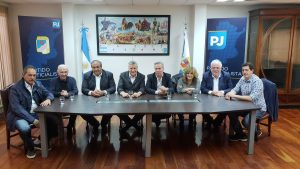 Los exmassistas Felipe Solá y Héctor Daer se sumaron al PJ nacional para trabajar por la «unidad»