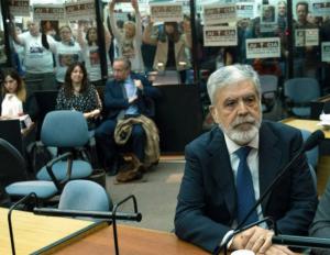 """Fiel al estilo K, De Vido dice que es víctima de """"una perversa persecución política"""""""