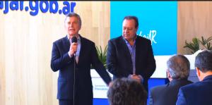 """Turismo: Macri habló del """"momento duro"""" del país y le pidió al sector que """"empuje"""" para crecer"""